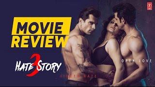 Hate Story 3 | Movie Review | Anupama Chopra