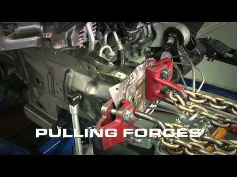 I-CAR Structural Straightening Steel (SSS01)
