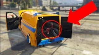 KIDNAPPING PEOPLE ONLINE! *FAIL!* | GTA 5 THUG LIFE #141