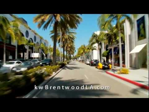 kwBrentwoodEstates.com - Los Angeles Real Estate Trailer - Tony Giordano