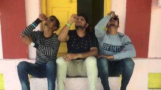 Tera gam by ( hum panch ek team )