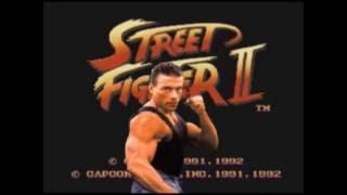 street fighter lionheart