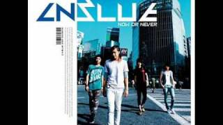 CNBLUE - Now or Never [JAPAN 1st Mini Album: NOW OR NEVER]