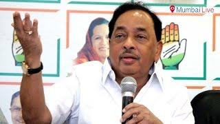 Rane claims Congress conspiracy against him | Mumbai Live