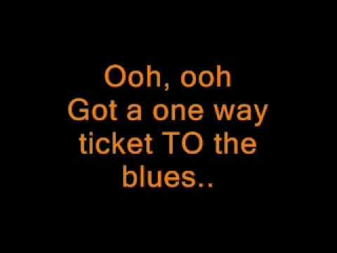 One Way Ticket Boney M