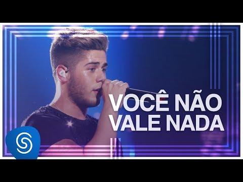 ZÉ FELIPE - VOCÊ NÃO VALE NADA - FT. MC MENOR - DVD #NAMESMAESTRADA