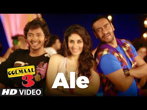 Xxx Mp4 Ale Golmaal 3 Full Song Ajay Devgn Kareena Kapoor 3gp Sex