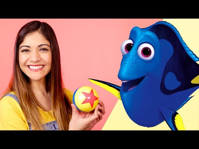 Disney•Pixar Crafts & Tasty Dishes Countdown | Disney Family