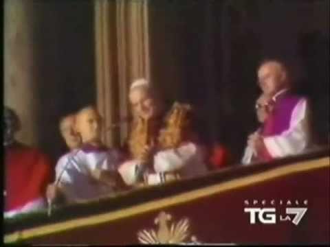 Papa João Paulo II eleição em 1978 legendado