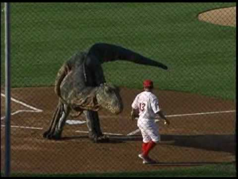 R Phils Get Visit from Baby T Rex