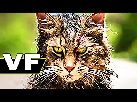 SIMETIERRE Bande Annonce VF (2019) Stephen King