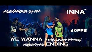 ALESTA & INNA - We Wanna (feat. Daddy Yankee) Alternative Ending 60 FPS