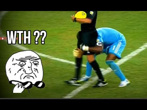 Funny Football Moments Fails Bloopers