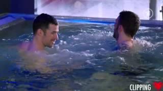 Olli and Sascha Kissing HOT (VL)