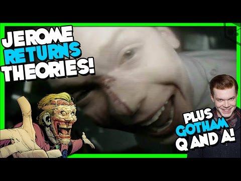 He Will Return! Gotham Season 3x12 Jerome Returns Trailer Breakdown!