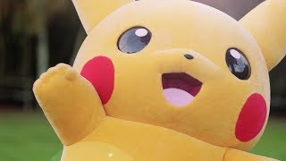 Come visit Pikachu Valley!