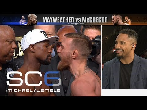 Xxx Mp4 Andre Ward Reacts To The Floyd Mayweather Conor McGregor Weigh In SC6 ESPN 3gp Sex