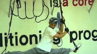 Wonjin (Operation Scorpio 1992) Rope Splits.MOV