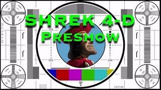 Shrek 4-D Complete Preshow Attraction Video (2003)