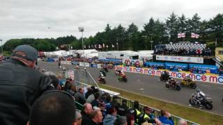 Ulster gp 2016 superbikes start