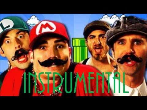 ♪ [Instrumental] Mario Bros vs Wright Bros ERB Season 2 - INSTRUMENTAL