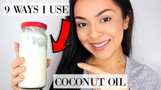9 Ways To Use Coconut Oil That Will Rock Your World! - TrinaDuhra