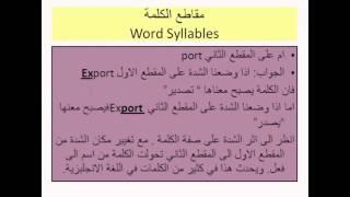 كتاب الاسرار الخفية في نطق الانجليزية  كامل د.خالد الخطيب