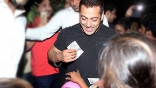 Why Did Salman Khan Have To Ask For Money From His Bodyguard? | Bollywood Gossip
