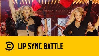 Channing Tatum Performs Beyonce's