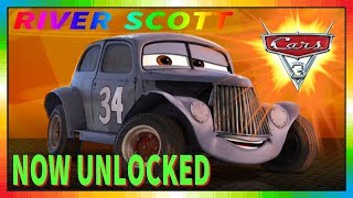 Cars 3 Driven to Win - gameplay - River Scott