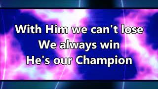 Champion by Tye tribbett Ft. Israel Houghton