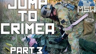 Milsim West Jump To Crimea Part 3 (40 Hour Milsim Game)