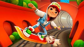 SUBWAY SURFERS GAMEPLAY PC HD ✔ JAKE AND 39 MYSTERY BOXES OPENING