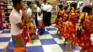 AVurudu @ Cargills Food City - Dance for Song Kopara Kopara