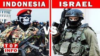 PERBANDINGAN MILITER INDONESIA VS MILITER ISRAEL