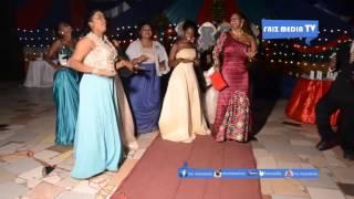 Mc Massanza Ndani Ya Nyantare Akiwakilisha Katika Usiku Wa Bw. Fadhili & Bi. Aisha