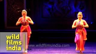 Russian artists deliver Indian classical dance in Delhi