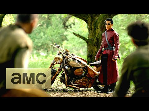 Sneak Peak Into the Badlands Fight in the Forest
