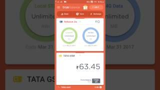 Free mobile recharge  - True balance app