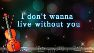 Weslife - Nothing's Gonna Change My Love For You Lyrics