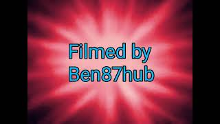 Ben87hub Back to School title card