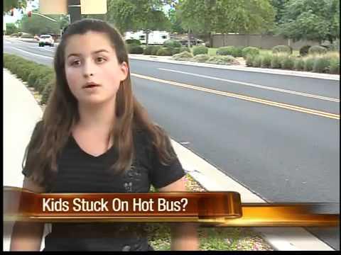 Xxx Mp4 Parents Furious After Kids Left On Hot School Bus 3gp Sex