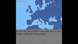 Barbarians: The Burgundians