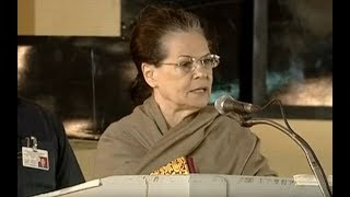 Mutual support among our parties must remain strong: Sonia Gandhi
