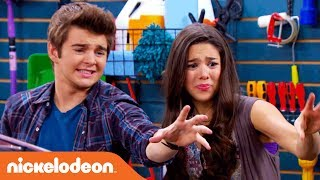 The Thundermans? More Like 'The Blundermans!' w/ these Falls & Fails! | Nick