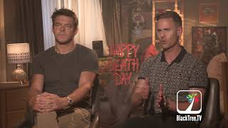 Jason Blum and Director Chris Landon discuss Happy Death Day and the sequel to Get Out?