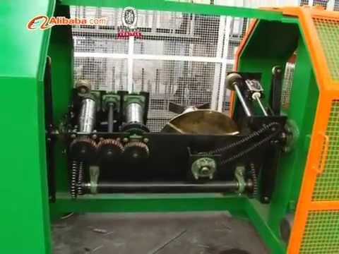 rope machine production line from HAIDAI ROPE MACHINERY