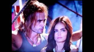 Marina y Damian te amo+beso
