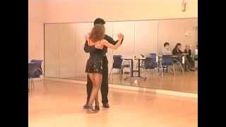 Le Tango Argentin : La Milonga - Danse