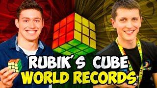 New Rubik's cube world records 2016